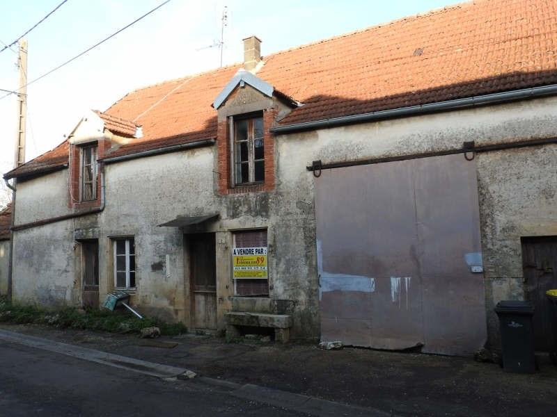 Sale house / villa Entre chatillon / montbard 19500€ - Picture 1