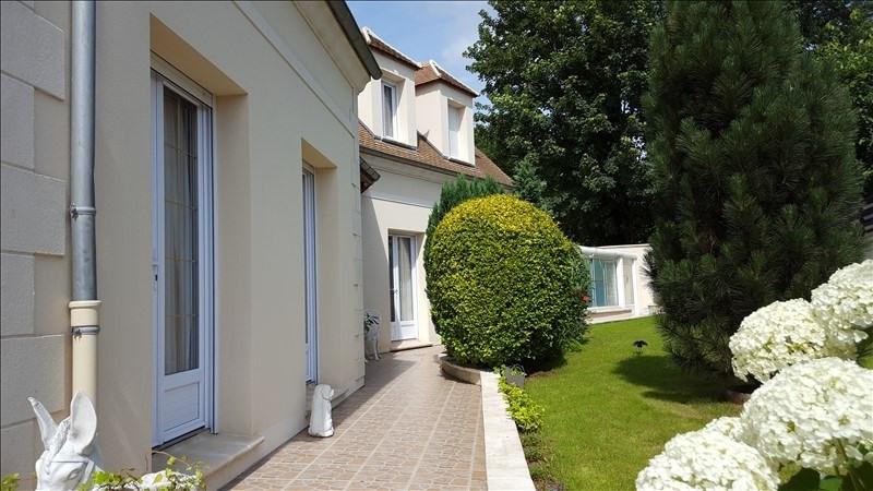 Vente maison / villa Compiegne 420000€ - Photo 1