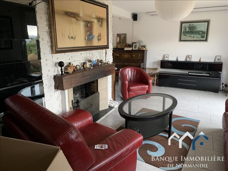 Sale house / villa Herouville st clair 285000€ - Picture 4