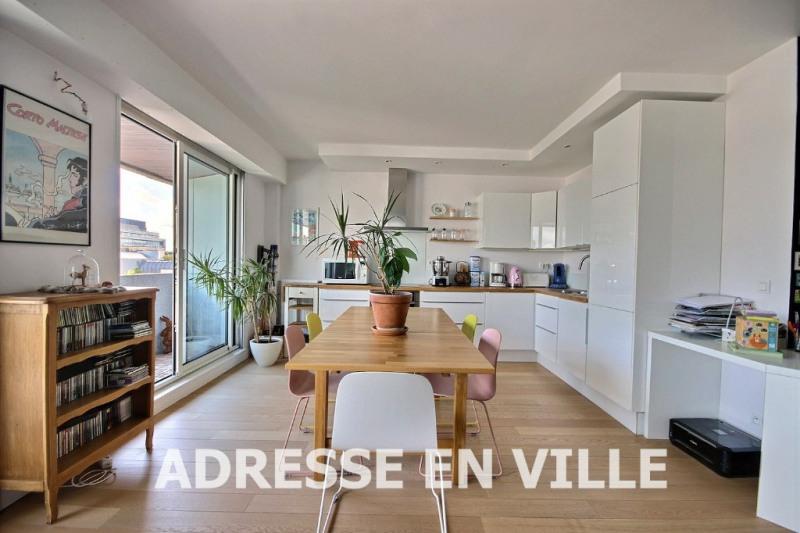 Verkoop  appartement Levallois perret 755000€ - Foto 3