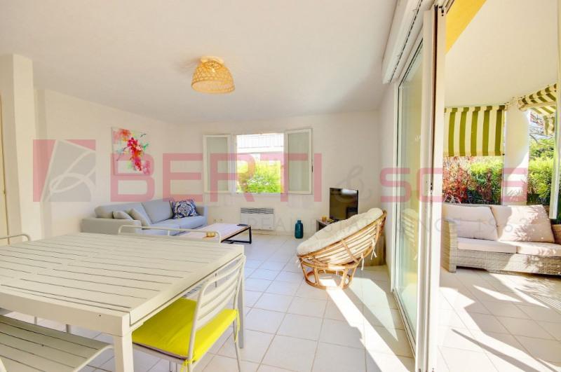 Vente appartement Mandelieu la napoule 298000€ - Photo 1