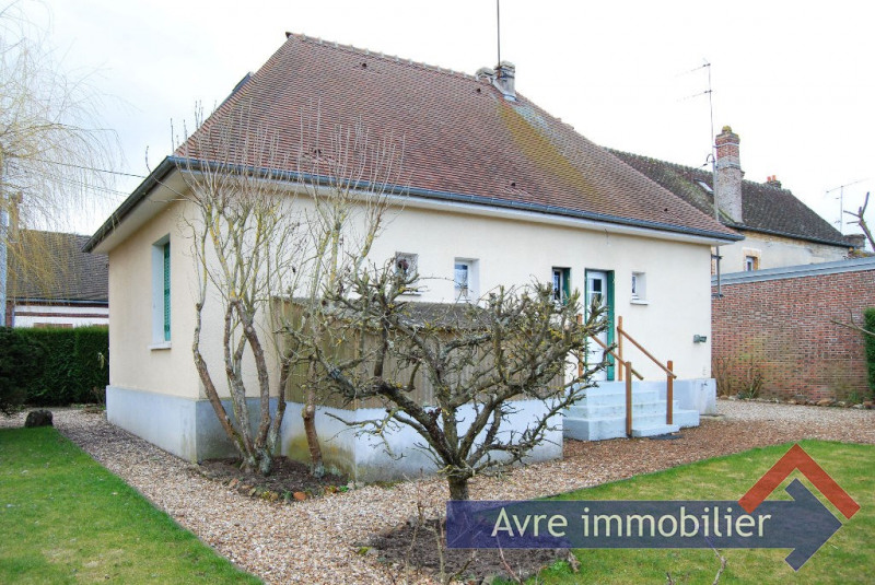 Vente maison / villa Verneuil d'avre et d'iton 138000€ - Photo 1