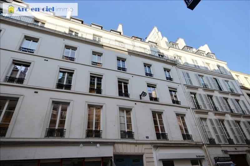 Vendita appartamento Paris 3ème 484000€ - Fotografia 9