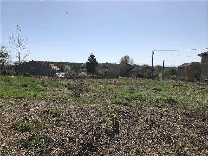 Verkoop  stukken grond Champier 67000€ - Foto 2
