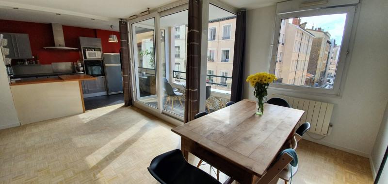 Sale apartment Lyon 7ème 470000€ - Picture 3