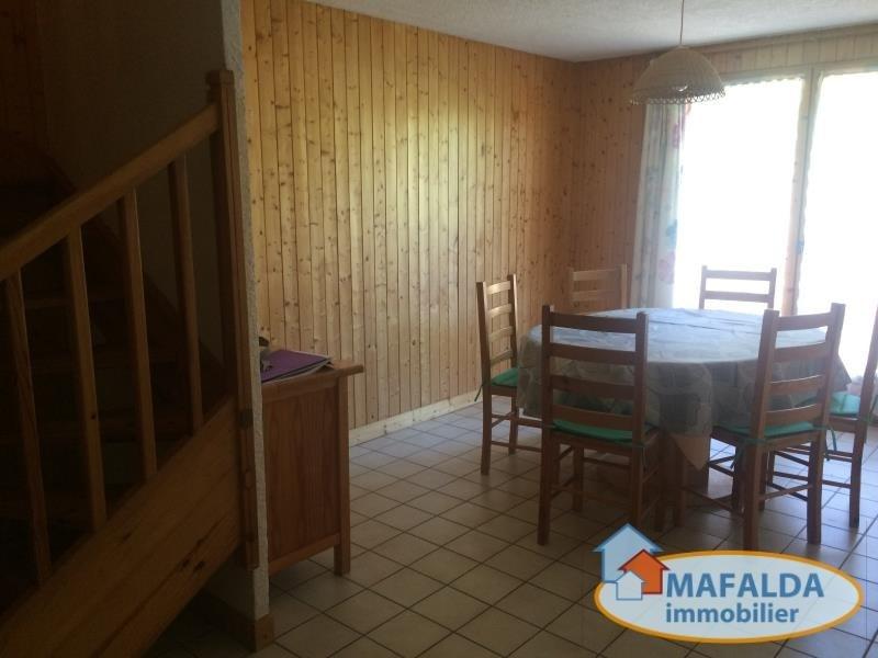Sale apartment Mont saxonnex 117000€ - Picture 4