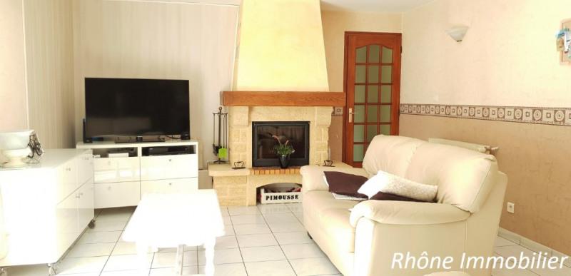 Vente maison / villa Decines charpieu 398000€ - Photo 2
