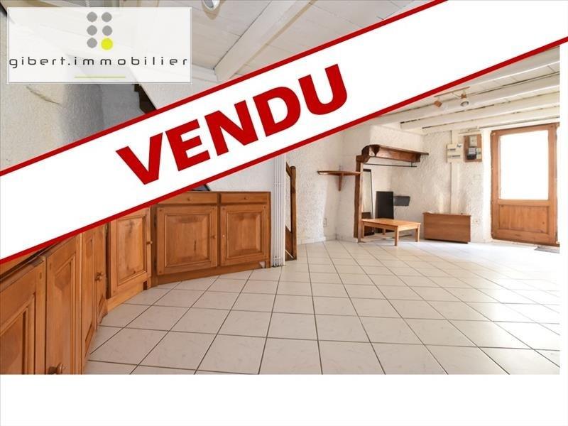 Vente maison / villa Vals pres le puy 45000€ - Photo 1