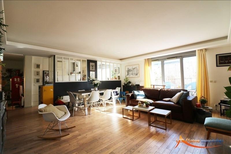Sale apartment La plaine st denis 630000€ - Picture 2