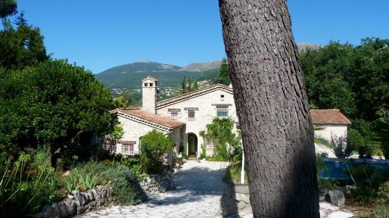 Deluxe sale house / villa Vence 1125000€ - Picture 14