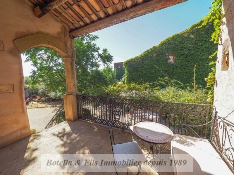 Venta de prestigio  casa Uzes 698000€ - Fotografía 8