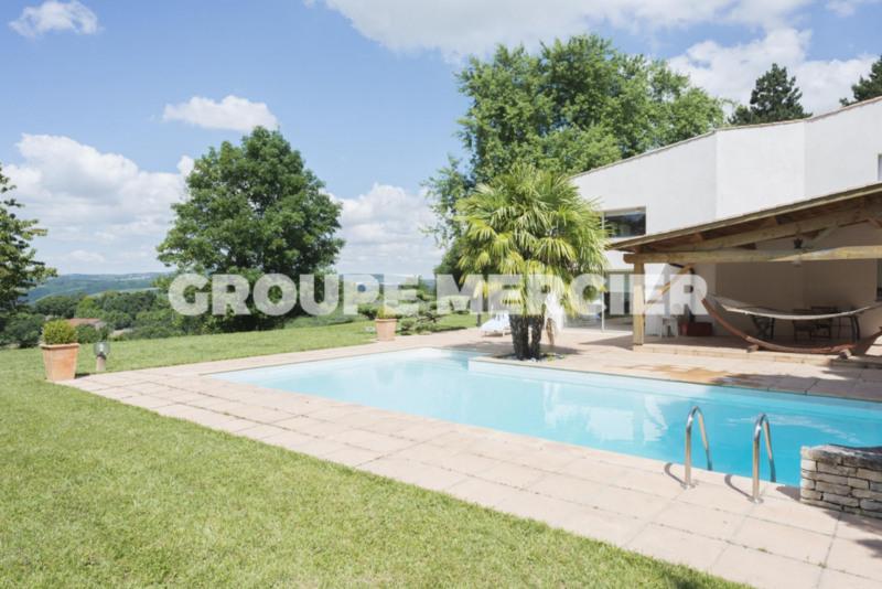 Deluxe sale house / villa Vienne 740000€ - Picture 9