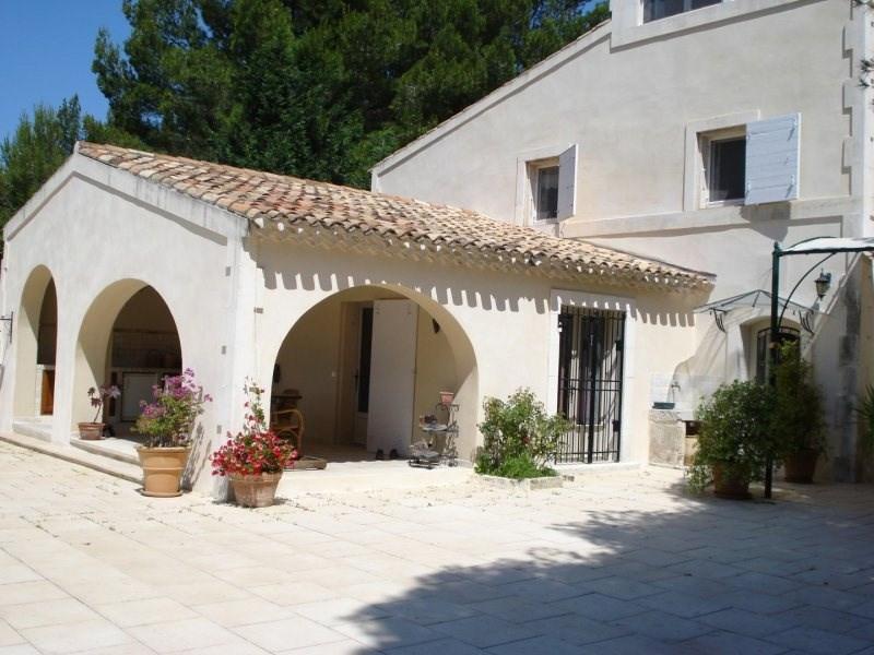 Vente de prestige maison / villa Paradou 1660000€ - Photo 2