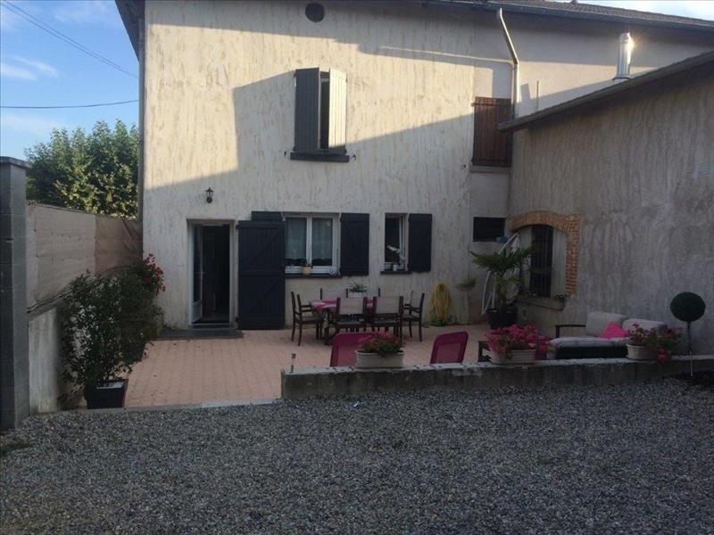 Vente maison / villa Monsteroux milieu 189000€ - Photo 1