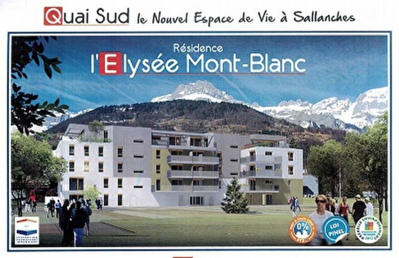 Vendita appartamento Sallanches 341000€ - Fotografia 3