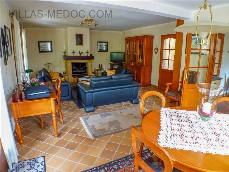 Vente maison / villa Grayan et l hopital 380 000€ - Photo 4