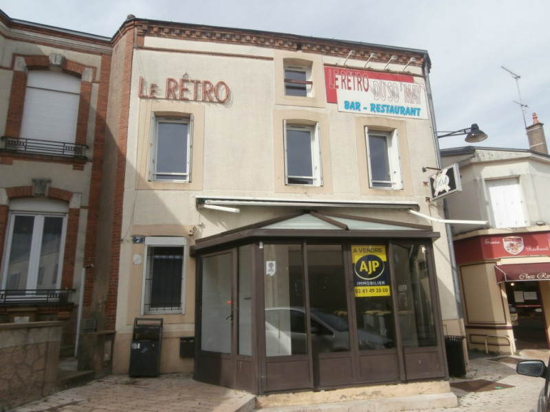 Vente immeuble Le may sur evre 82 000€ - Photo 1