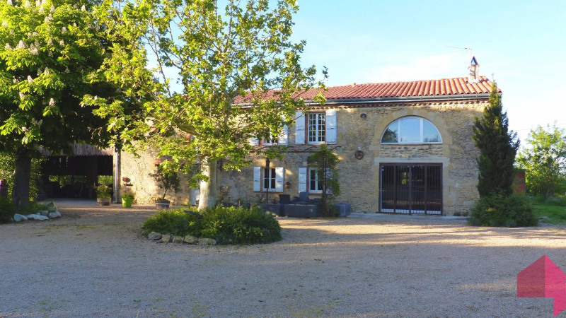 Deluxe sale house / villa Saint felix lauragais 472 000€ - Picture 13