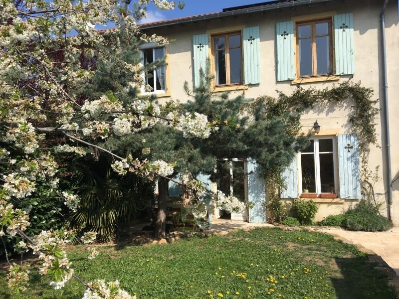Sale house / villa St pierre la palud 395 000€ - Picture 1
