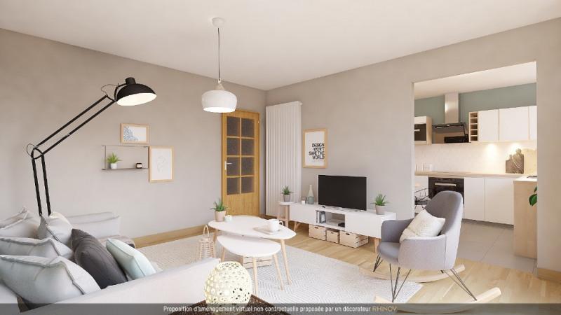 Sale apartment Le rheu 109500€ - Picture 3