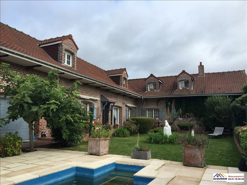 Investment property house / villa Oignies 355000€ - Picture 2