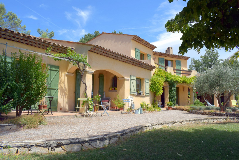 Immobile residenziali di prestigio casa Seillans 895000€ - Fotografia 7