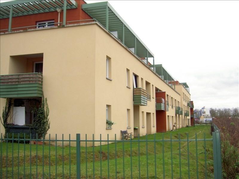 Sale apartment Bois d'arcy 121000€ - Picture 1
