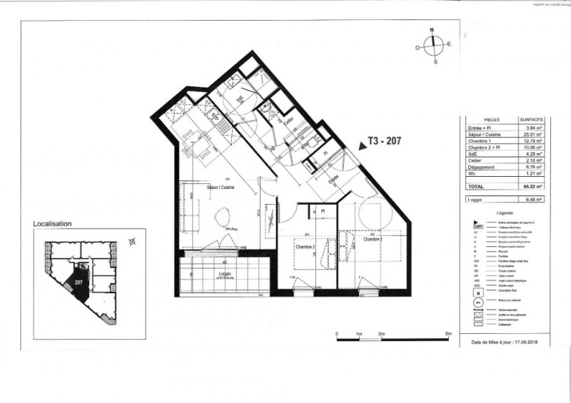 Vente appartement Saint nazaire 252000€ - Photo 3