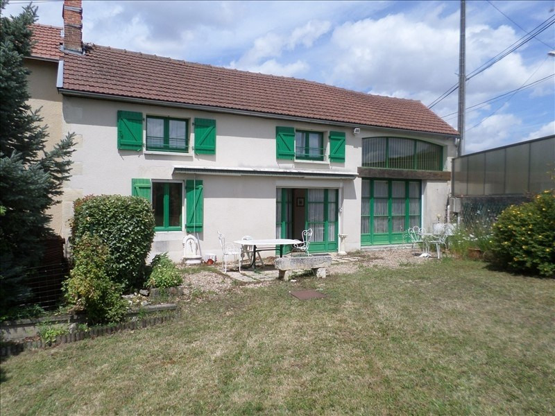 Vente maison / villa Civaux 117000€ - Photo 1