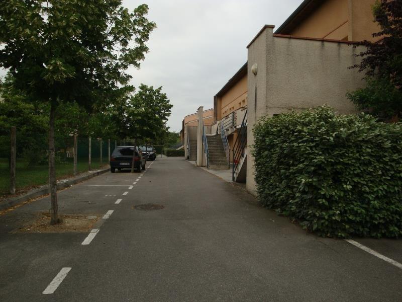 Rental apartment Aucamville 520€ CC - Picture 2
