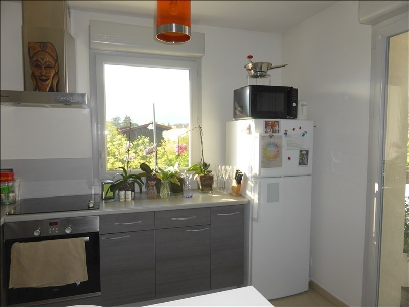 Rental apartment Segny 984€ CC - Picture 3