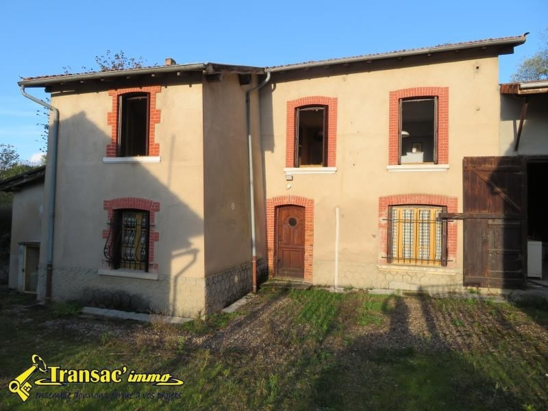 Vente maison / villa Paslieres 70850€ - Photo 1