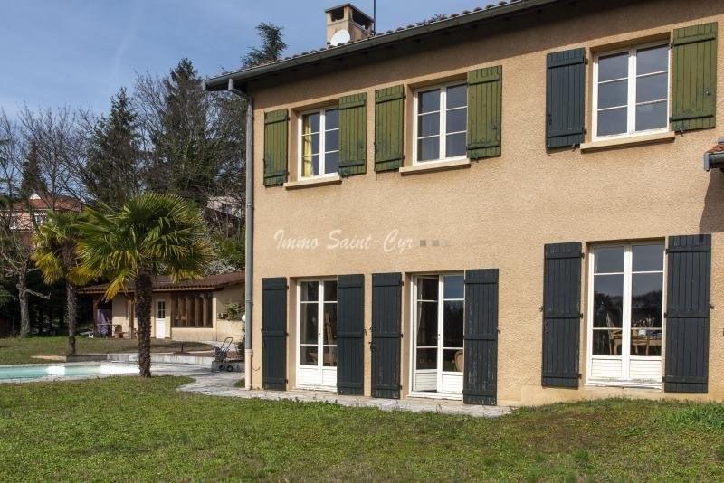 Vente maison / villa St cyr au mont d'or 1248000€ - Photo 10