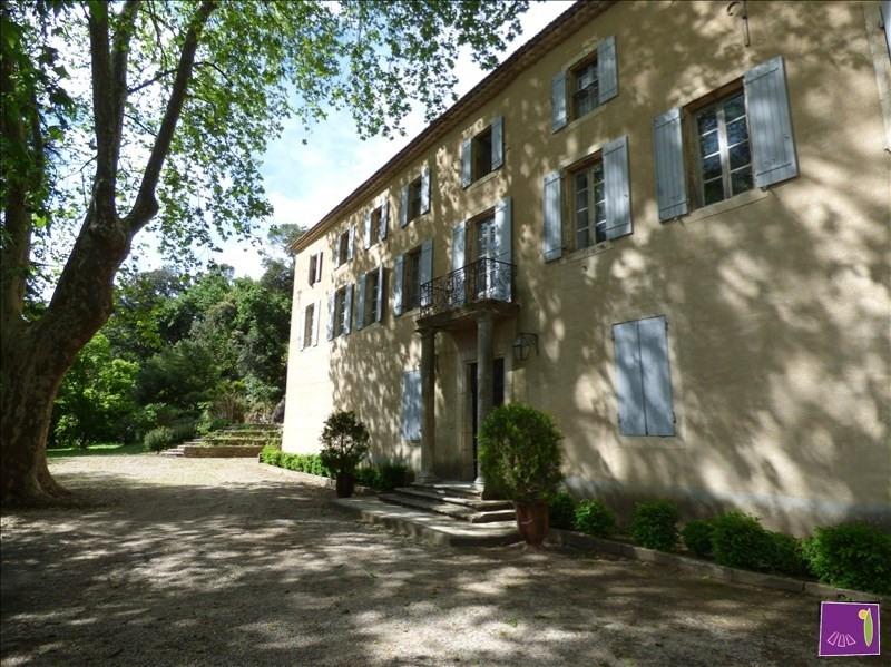 Verkoop van prestige  huis Uzes 1990000€ - Foto 11