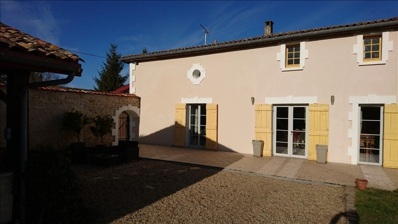 Vente maison / villa Montendre 495 000€ - Photo 1