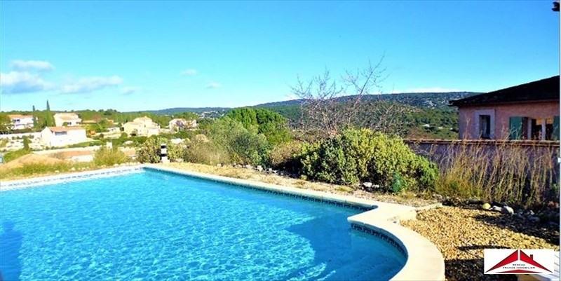 Sale house / villa Vailhauques 371000€ - Picture 1
