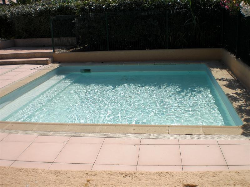 Vacation rental apartment Les issambres 490€ - Picture 11