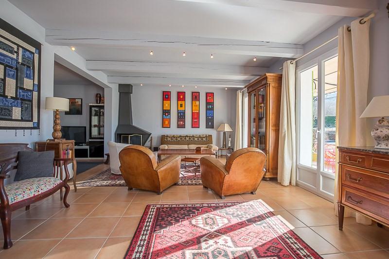 Deluxe sale house / villa Le puy ste reparade 828000€ - Picture 9