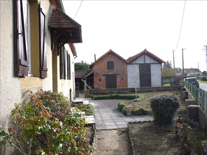 Vente maison / villa Ygrande 58300€ - Photo 2
