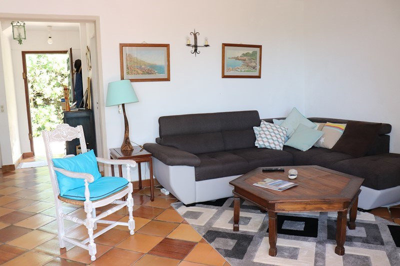 Vacation rental house / villa La croix valmer 3 000€ - Picture 19
