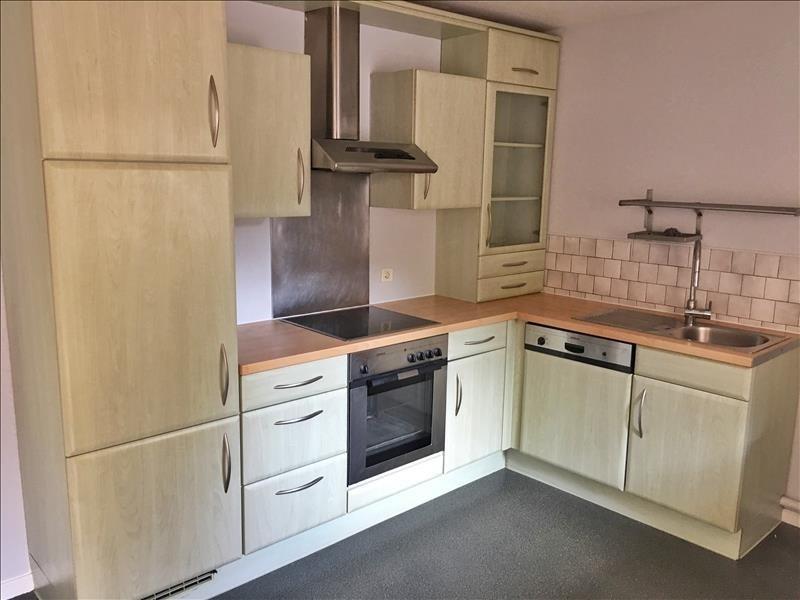 Rental apartment Vendenheim 615€ CC - Picture 1