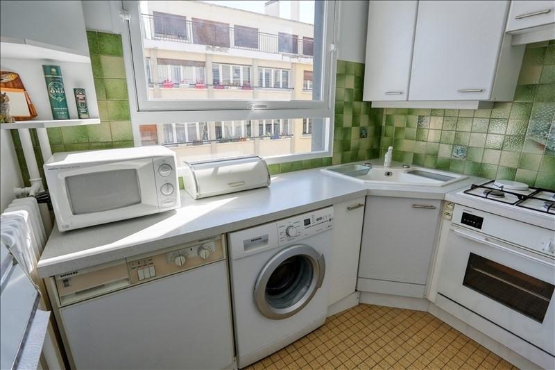 Revenda apartamento Paris 15ème 429000€ - Fotografia 4