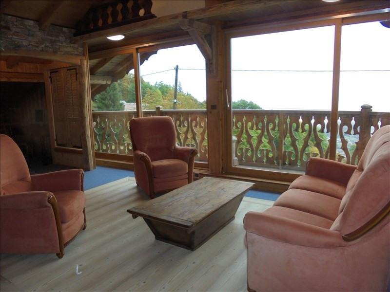 Sale house / villa Magland 389000€ - Picture 3