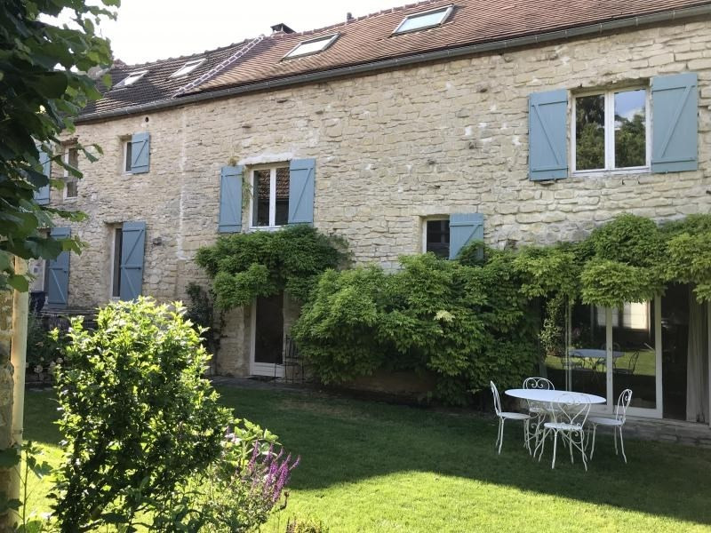 Vente maison / villa Chapet 787500€ - Photo 1