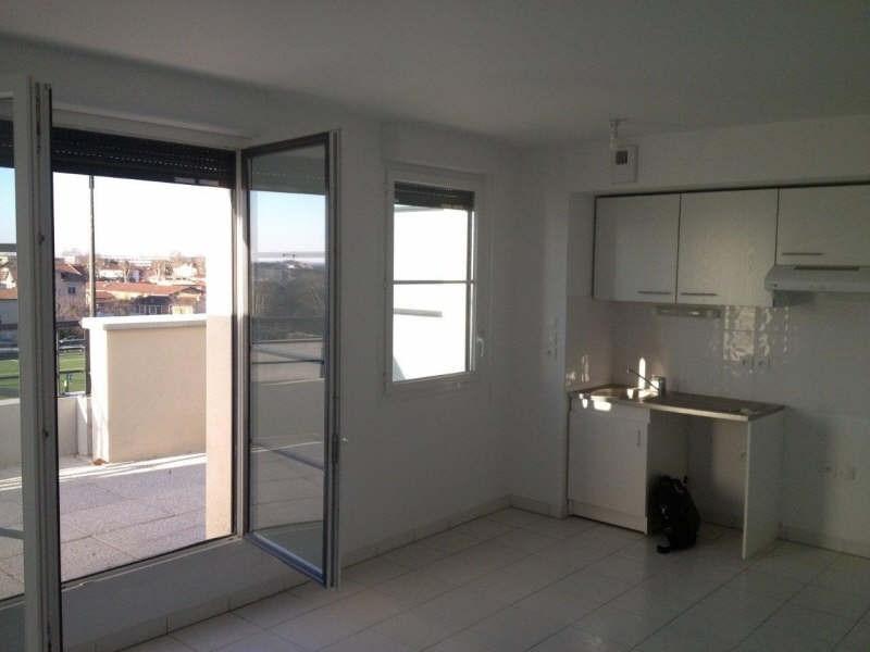 Rental apartment Toulouse 726€ CC - Picture 1