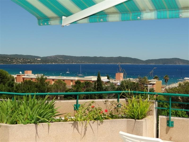 Location vacances appartement Cavalaire 800€ - Photo 2
