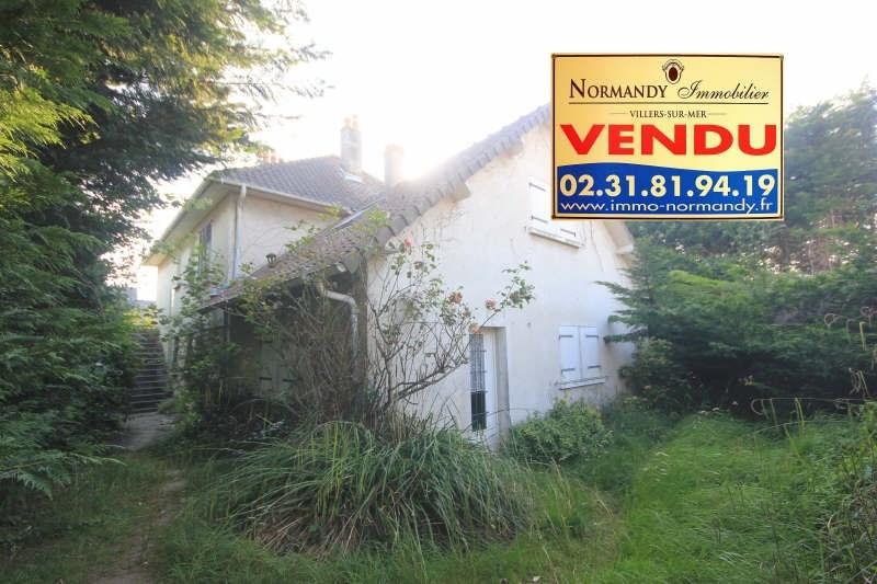 Vente maison / villa Villers sur mer 243800€ - Photo 1