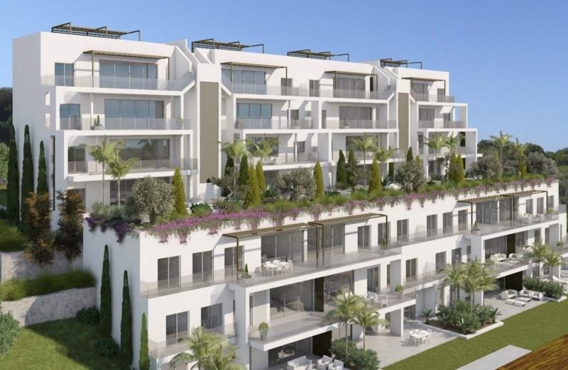 Deluxe sale apartment Horihuela las colinas golf 356 000€ - Picture 2