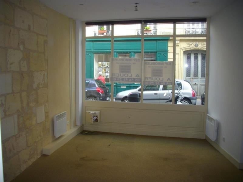 Rental empty room/storage Bordeaux 1 100€ HT/HC - Picture 3