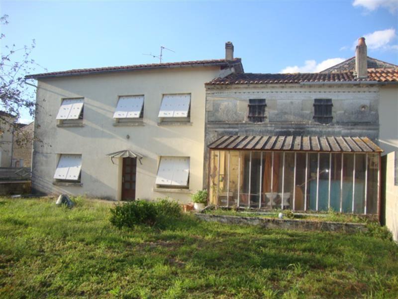 Vente maison / villa Thors 48750€ - Photo 1